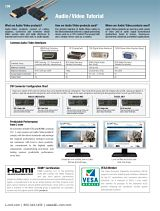 Lcom Audio Visual Products