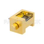 Waveguide Up Converter Mixer WR-10 From 75 GHz to 110 GHz, IF From DC to 18 GHz And LO Power of +13 dBm, UG-387/U Flange, W Band
