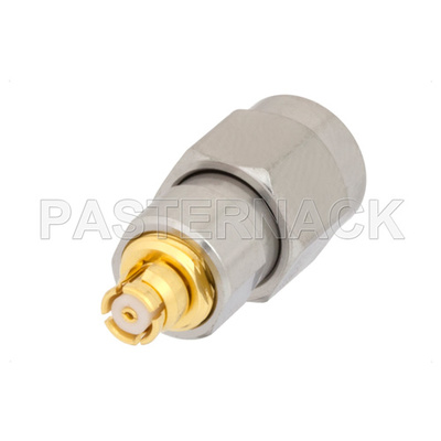 SMA Male to SMP Female Adapter